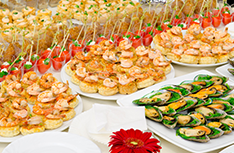 Catering | Double Diamond Restaurant Inc dba Bar & Grill